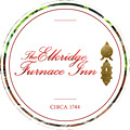 The Elkridge Furnace Inn logo. 13 Best Baltimore Wedding Venues.