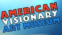 American Visionary Art Museum logo. 13 Best Baltimore Wedding Venues.